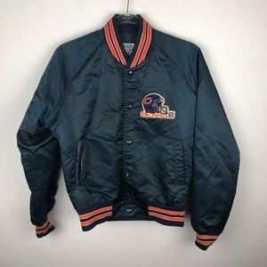Chalk Line Vintage Chicago Bears Jacket Size Small b1d8e59e2